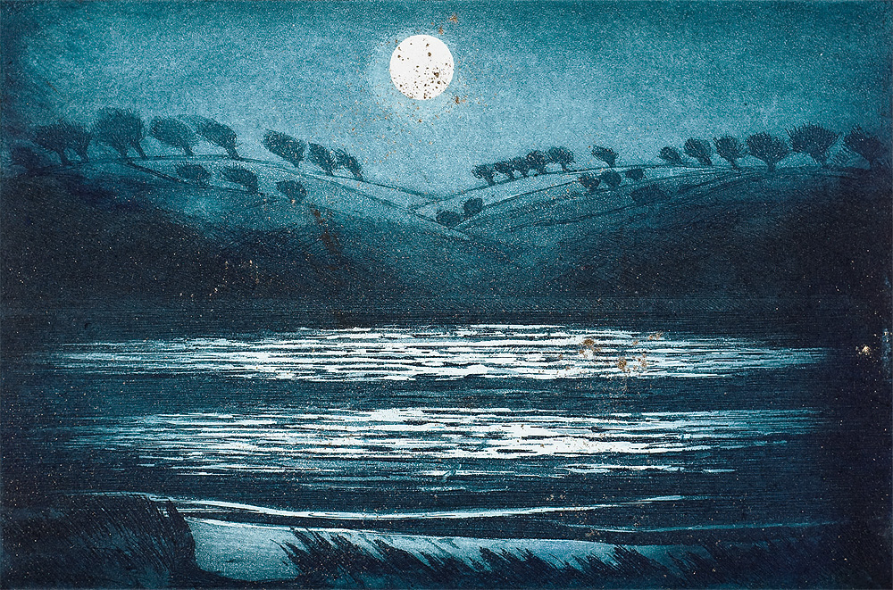 'Full Moon' by Morna Rhys