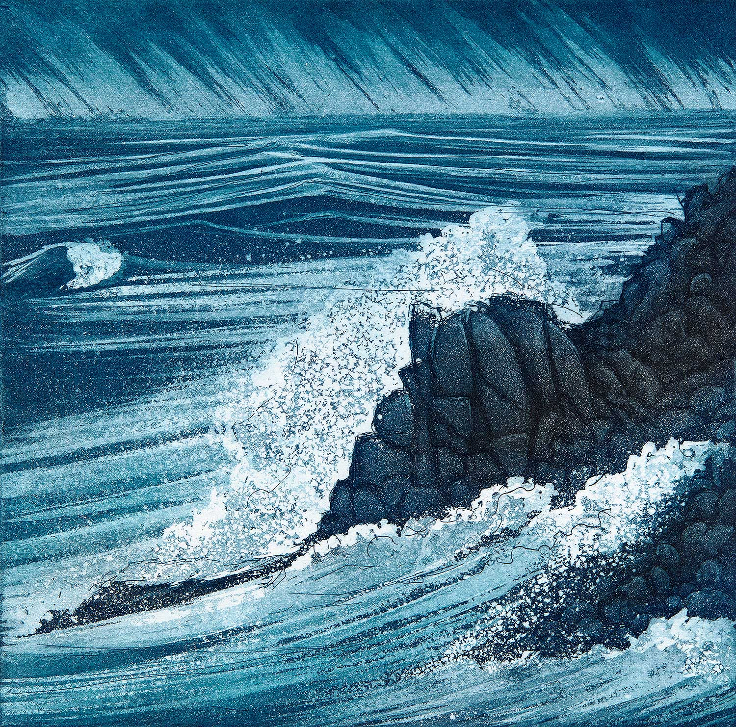 'Sea Spray' by Morna Rhys