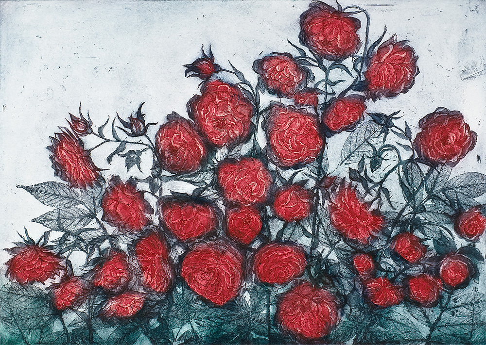 'Stolen Roses' by Morna Rhys